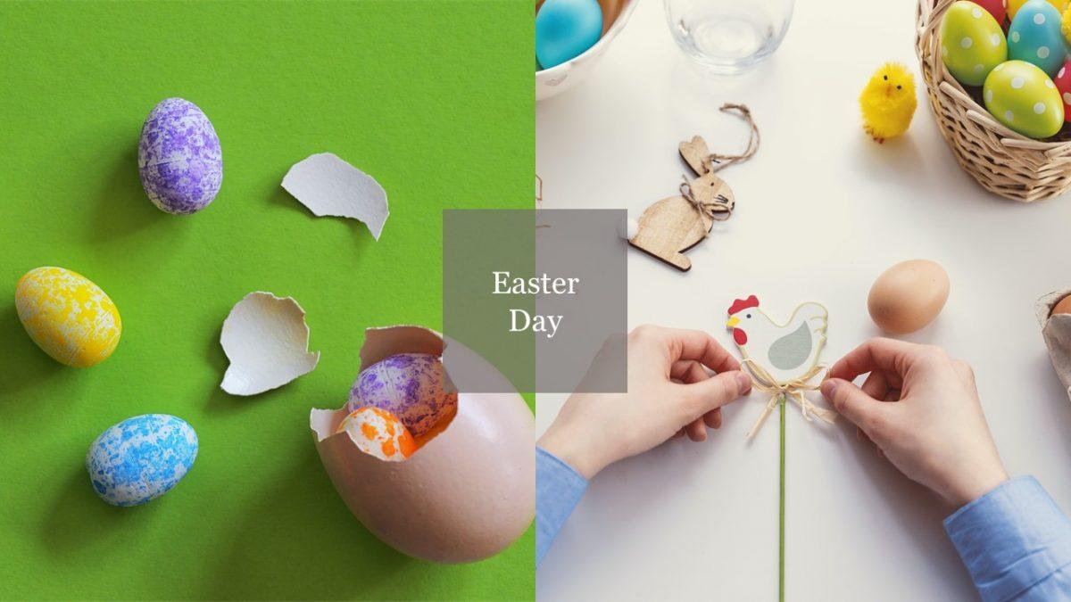 復活節的由來?為什麼要藏彩蛋?小秘密大揭密