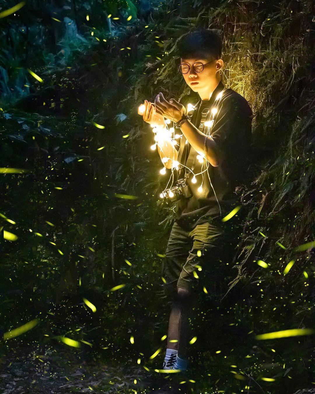 賞螢景點推薦 東窩溪螢火蟲生態區