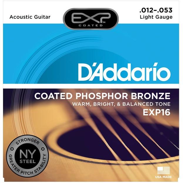 D'Addario EXP 木吉他弦
