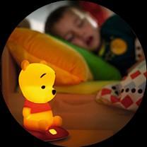 飛利浦兒童夜燈維尼