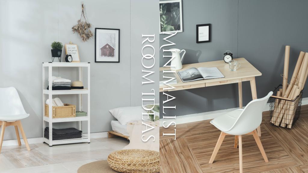 【極簡風房間】必備 | 注意這 4 個小地方,讓臥房變得超賞心悅目!