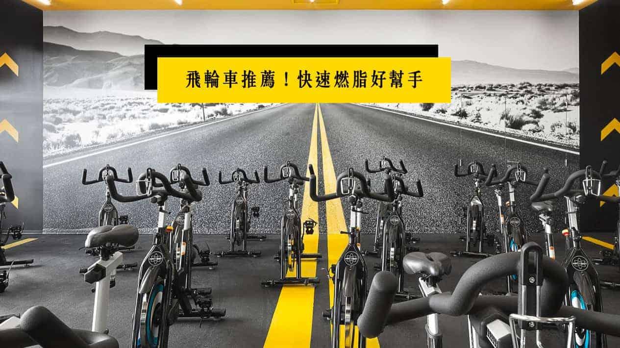 【飛輪車推薦】人氣5款飛輪健身車|想靠飛輪瘦身&飛輪好處看這篇!