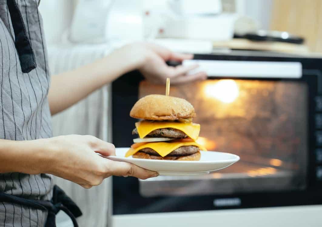 小烤箱料理