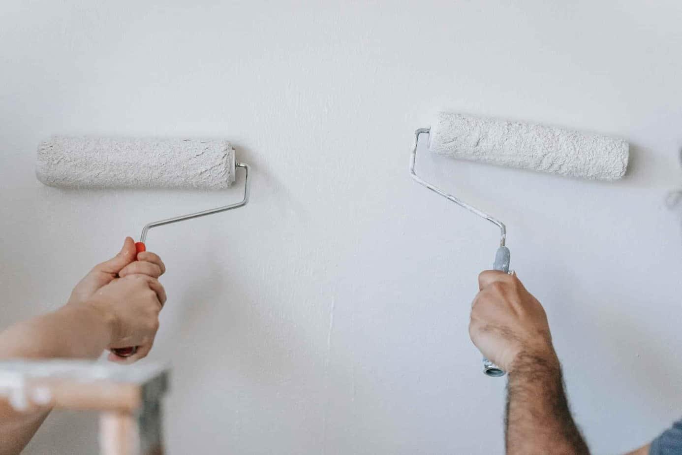 刷油漆技巧