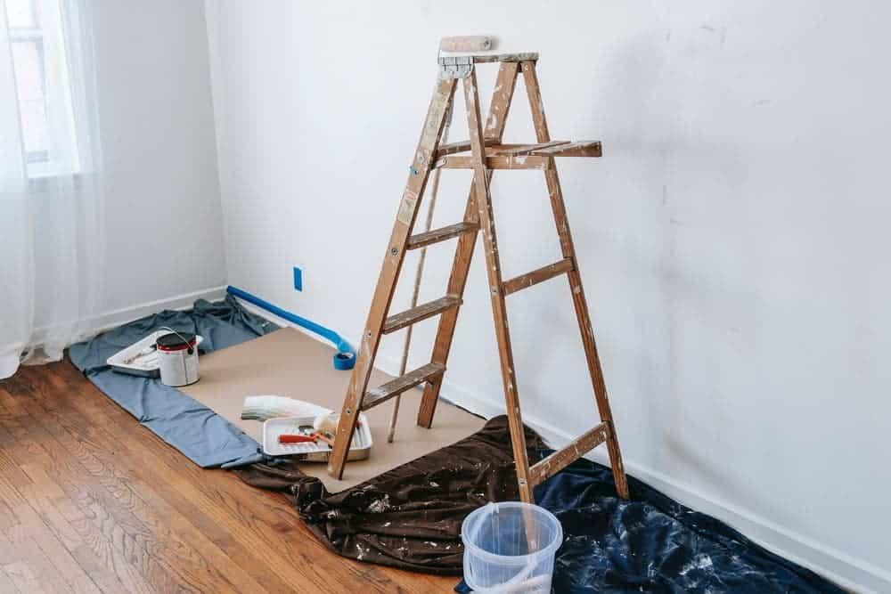 自己刷油漆DIY