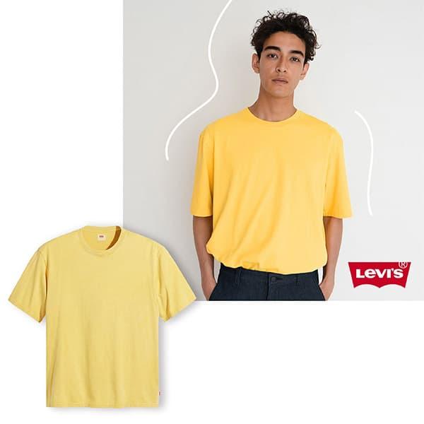 Levis 短袖素T恤