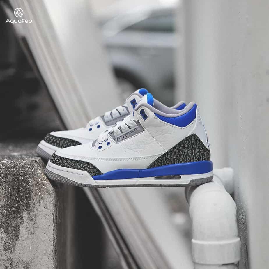 Nike Air Jordan 3 Racer Blue